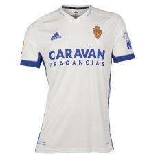 20-21 Zaragoza Home Fans Soccer Jersey