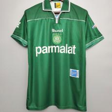 Palmeiras 100th Anniversary Edition Retro Soccer Jersey
