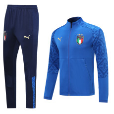 20-21 Italy Sky Blue Jacket Tracksuit