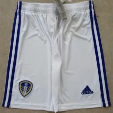 20-21 Leeds United Home Shorts Pants