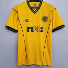 2001-2003 Celtic Away Retro Soccer Jersey
