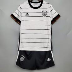 2020 Germany Home Kids Soccer Jersey