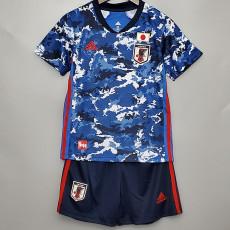 2020 Japan Home Kids Soccer Jersey