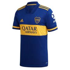 20-21 Boca Juniors Home 1:1 Fans Soccer Jersey