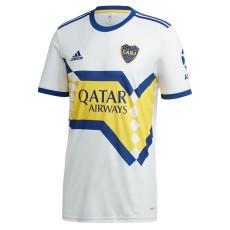 20-21 Boca Juniors Away 1:1 Fans Soccer Jersey
