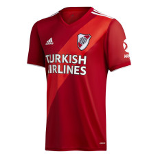 20-21 River Plate Away Red Fans Soccer Jersey