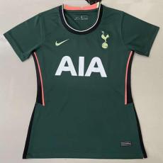 20-21 TOT Away Green Women Soccer Jersey