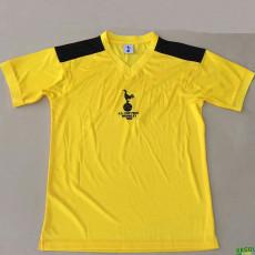 1982 TOT Yellow Retro Soccer Jersey