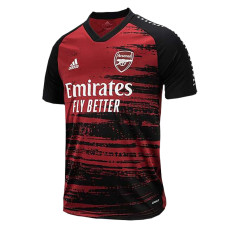 20-21 ARS Red And Black  Pre Match Jersey