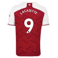 Lacazette #9  ARS Home 1:1 Fans Soccer Jersey 2020/21