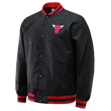 20-21 Chicago Bulls Black Jacket
