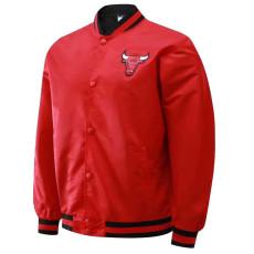 20-21 Chicago Bulls Red Jacket
