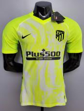 20-21 ATM Third Player Version Soccer Jersey