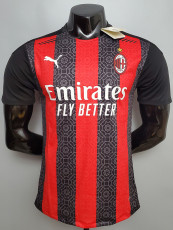 20-21 ACM Home Player version Soccer Jersey