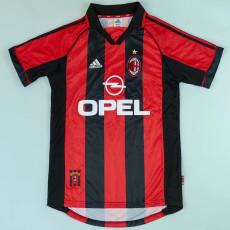 1998-1999 ACM Home Retro Soccer Jersey