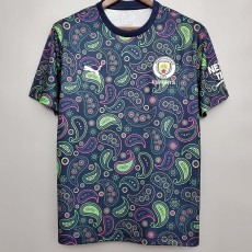 20-21 Man City Training shirts