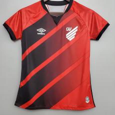 2020 Atletico Paranaense Home Women Soccer Jersey
