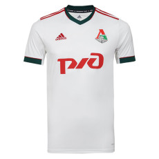20-21 Lokomotiv Moscow Home Fans soccer jersey