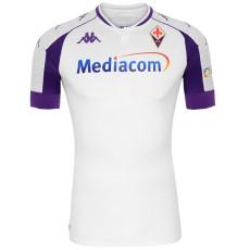 20-21 Fiorentina Away Fans Soccer Jersey