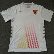 20-21 Benevento White Fans Soccer Jersey