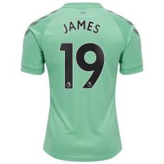JAMES #19 EVE Third Fans Soccer Jersey 2020/21