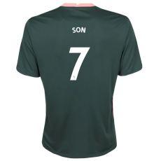 SON #7 TOT Away Fans Soccer Jersey 2020/21