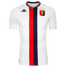 20-21 Genoa Away Fans Soccer Jersey