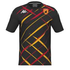 20-21 Benevento Black Soccer Jersey
