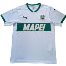 20-21 Sassuolo Away White Soccer Jersey