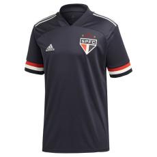 2020 Sao Paulo 1:1 Third Black Fans Soccer Jersey