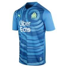 20-21 Marseille 1:1 Third Fans Soccer Jersey