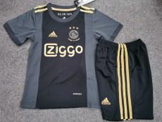 20-21 Ajax Third Kids Soccer Jersey