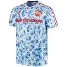 20-21 Man Utd  1:1 Humanrace Version Fans Soccer Jersey