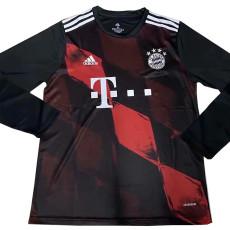 20-21 Bayern Third Long Sleeve Soccer Jersey