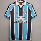 2000 Gremio Home Retro Soccer Jersey