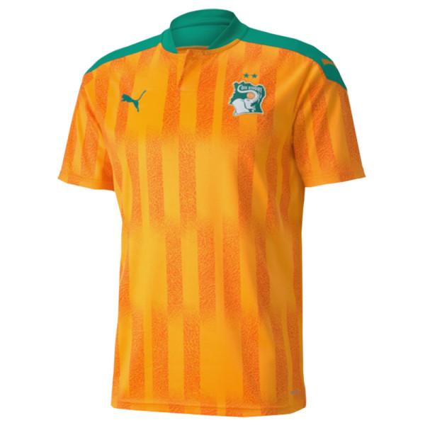 2020 Ivory Coast Home Fans Soccer Jersey