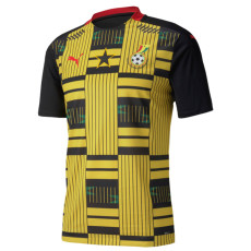 2020 Ghana Away Fans Soccer Jersey