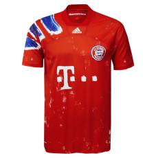 20-21 Bayern Humanrace Version Fans Soccer Jersey