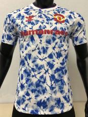 20-21 Man Utd Humanrace Version Player Version Soccer Jersey