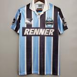 1995 Gremio Home Retro Soccer Jersey