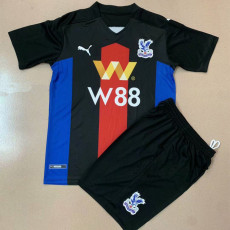 20-21 Crystal Palace Third Kids Soccer Jersey