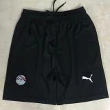 20-21 Egypt Black Shorts Pants
