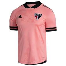 2020 Sao Paulo Pink Fans Soccer Jersey