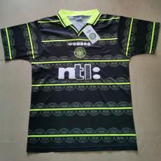 1999-2000 Celtic Away Retro Soccer Jersey