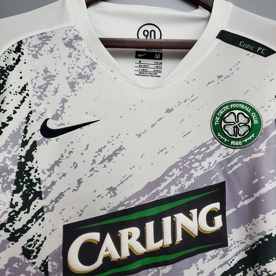 US$ 19.00 - 2007-2008 Celtic Away Retro Soccer Jersey - m.kkgol.com
