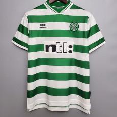 1999-2000 Celtic Home Retro Soccer Jersey