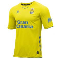 20-21 Las Palmas Home Fans Soccer Jersey