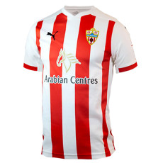 20-21 Almeria Home Fans Soccer Jersey