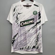 2007-2008 Celtic Away Retro Soccer Jersey