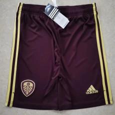 20-21 Leeds United Third Shorts Pants